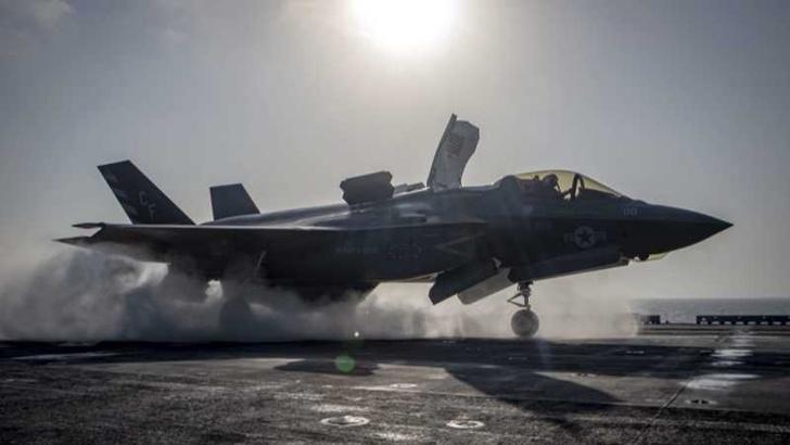 РАЗБИ СЕ ЯПОНСКИ F-35