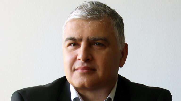 АЛЕКСАНДЪР ГЕОРГИЕВ СТАВА ПРЕДСЕДАТЕЛ НА КОМИСИЯТА ПО ХАЗАРТА