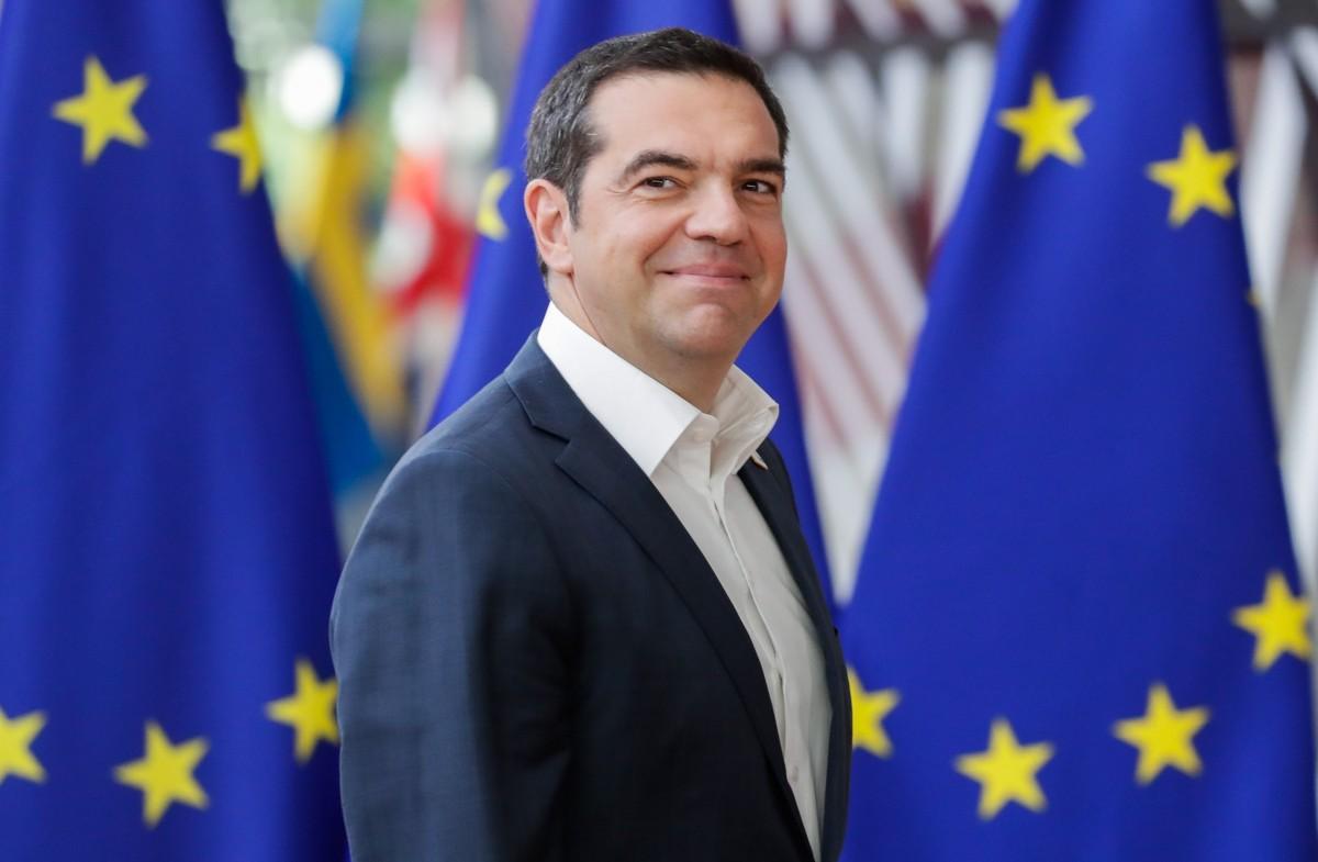 МАКЕДОНИЯ Е ИЗПЪЛНИЛА КРИТЕРИИТЕ ЗА СТАРТ НА ПРЕГОВОРИТЕ С ЕС, ТВЪРДИ ГРЪЦКИЯ ПРЕМИЕР ЦИПРАС