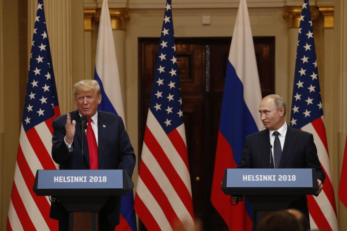 СРЕЩА МЕЖДУ ТРЪМП И ПУТИН В РАМКИТЕ НА Г-20 В ОСАКА