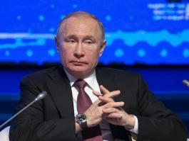 ПУТИН: КОГАТО ИНФРАСТРУКТУРАТА НА НАТО СЕ ПРИБЛИЖИ ДО НАШИТЕ ГРАНИЦИ, ТОВА НЕ НИ НОСИ РАДОСТ