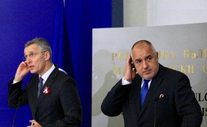 ПРЕМИЕРЪТ БОРИСОВ: СИГУРНОСТТА НА БЪЛГАРИЯ СЕ ГАРАНТИРА САМО ОТ НАТО