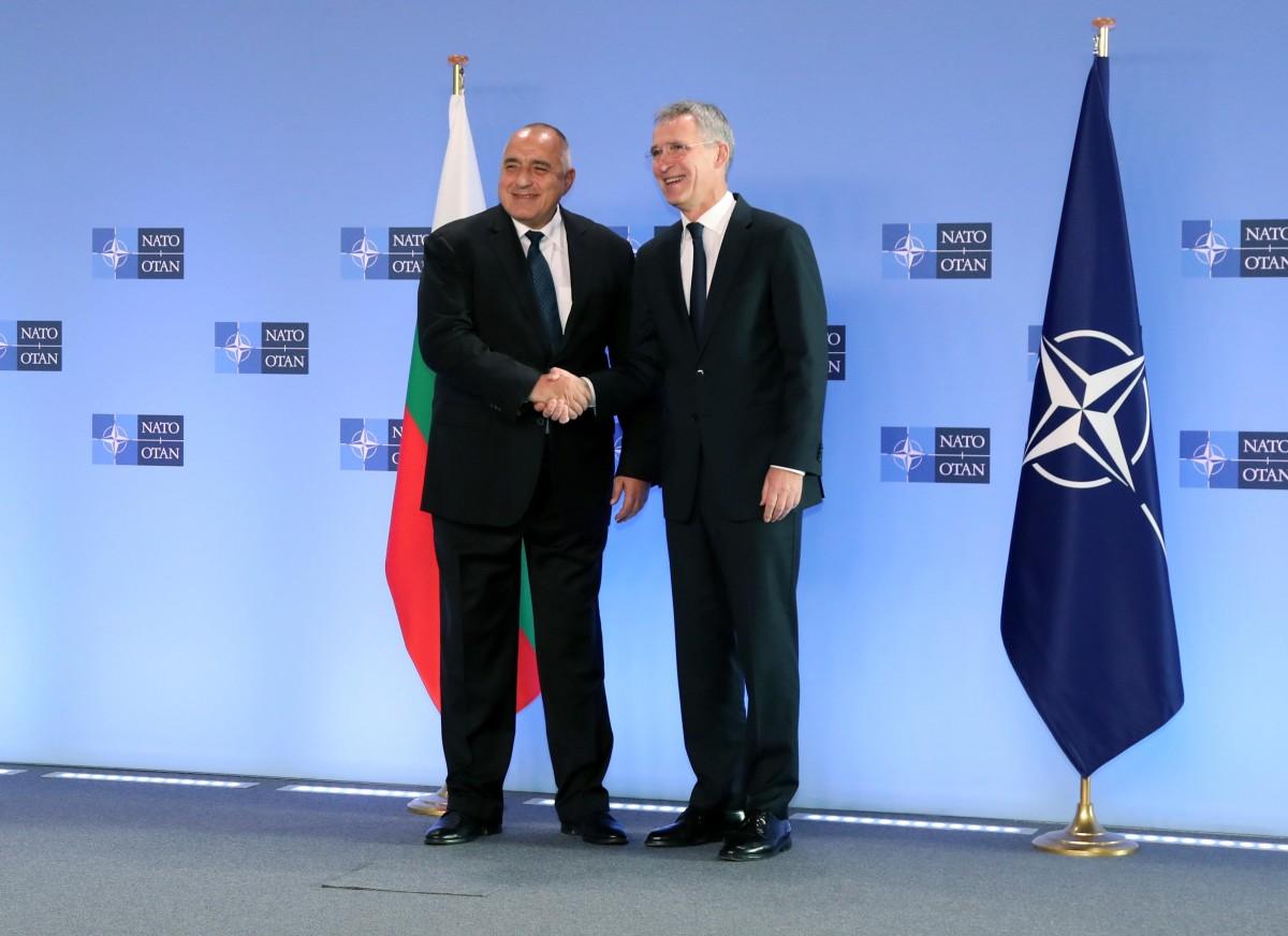 Накратко: ГЕНЕРАЛНИЯТ СЕКРЕТАР НА НАТО СТОЛТЕНБЕРГ: БЪЛГАРИЯ ПРЕДЛОЖИ КООРДИНАЦИОНЕН ЦЕНТЪР НА НАТО ВЪВ ВАРНА