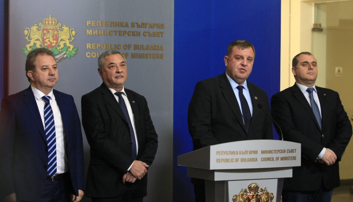 Накратко: ВМРО ПРЕДЛАГА РЕВИЗОРО ДА ПОЕМЕ ОКОЛНАТА СРЕДА И ВОДИТЕ