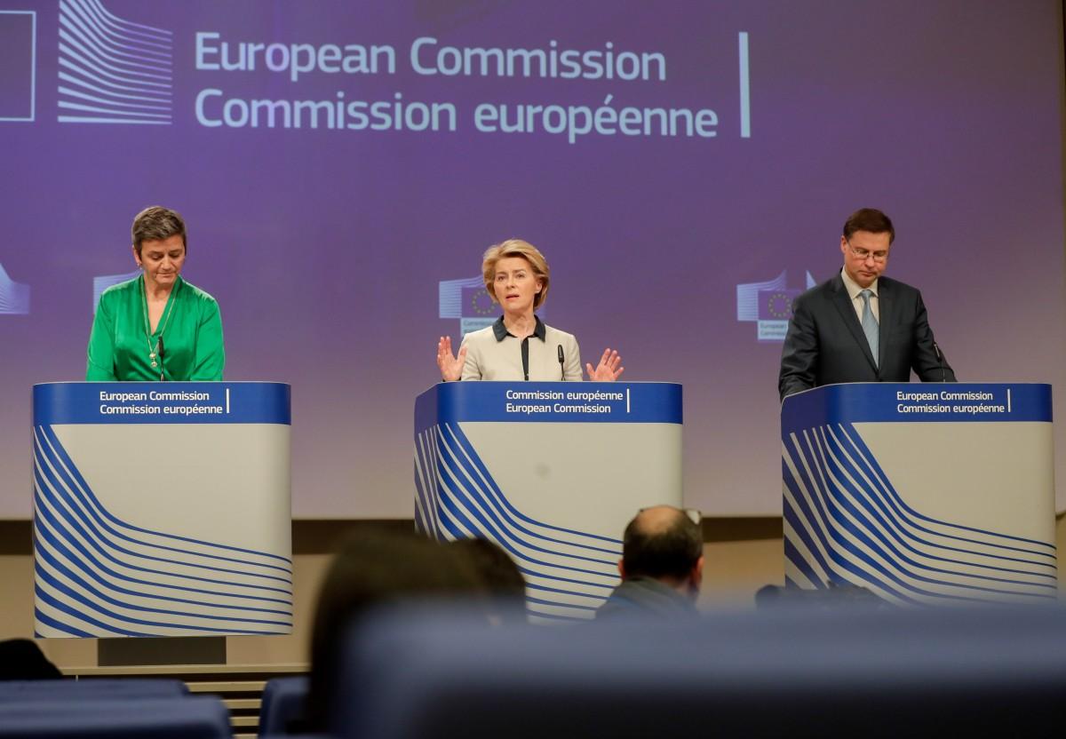 Накратко: 37 МИЛИАРДА ЕВРО ИНВЕСТИЦИОНЕН ПАКЕТ ОТПУСКА ЕС ЗА ТУШИРАНЕ ИКОНОМИЧЕСКИЯ ЕФЕКТ НА КОРОНАВИРУСА