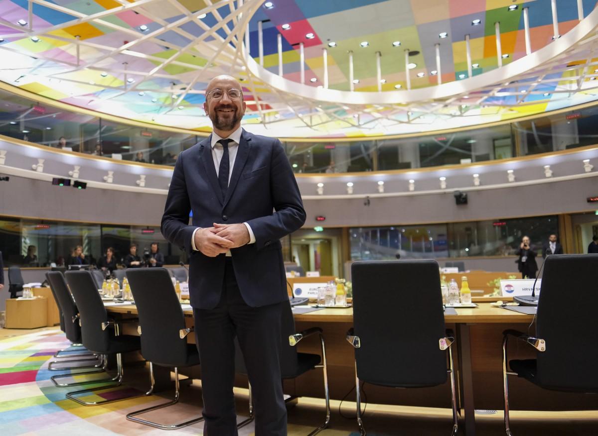 ЕС ПОДГОТВЯ СТРАТЕГИЯ ЗА ИКОНОМИЧЕСКО ВЪЗСТАНОВЯВАНЕ