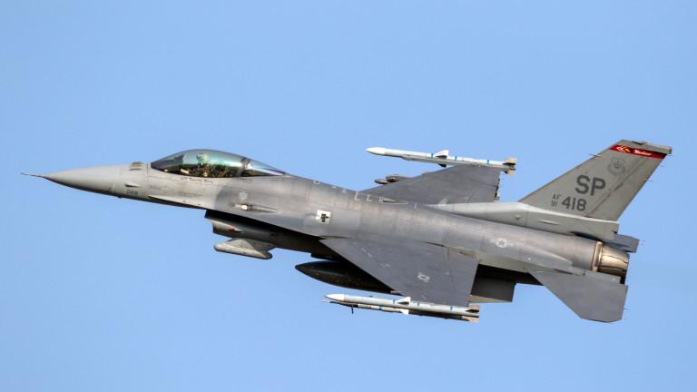 НАПРЕЖЕНИЕ НАД СРЕДИЗЕМНО МОРЕ: ТУРСКИ СРЕЩУ ГРЪЦКИ F-16