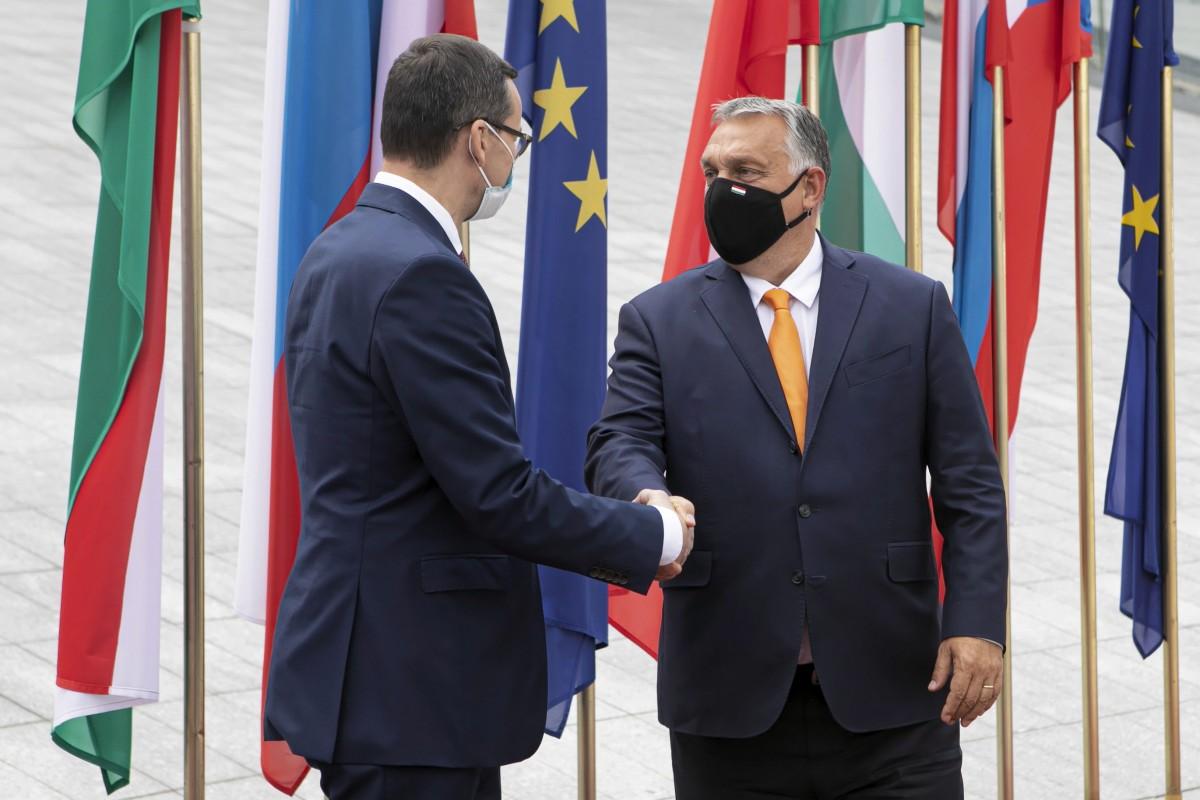 ПОЛША И УНГАРИЯ ОБЕДИНЯВАТ СИЛИ, ЗА ДА НАЛОЖАТ ВЕТО ВЪРХУ БЮДЖЕТА НА ЕС