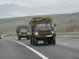 СИЛИТЕ НА НАТО ТРЕНИРАТ РАЗГРЪЩАНЕ, ПРЕМИНАВАТ ПРЕЗ БЪЛГАРИЯ