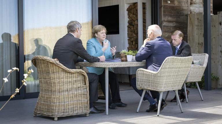 Г-7 СЕ СПОРАЗУМЯХА ДА ОТДЕЛЯТ 100 МИЛИАРДА ДОЛАРА ЗА МЕРКИ СРЕЩУ КЛИМАТИЧНИТЕ ПРОМЕНИ