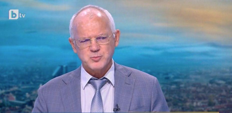 ВАСИЛ ВЕЛЕВ: ЦЕНАТА НА ТОКА НА ЕНЕРГИЙНАТА БОРСА В БЪЛГАРИЯ Е С 50% ПО-ВИСОКА ОТ СРЕДНОЕВРОПЕЙСКАТА