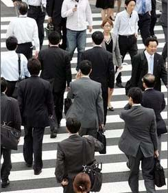БЕЗРАБОТИЦАТА В ЯПОНИЯ УДАРИ ТАВАНА ЗА ПОСЛЕДНИТЕ ШЕСТ ГОДИНИ