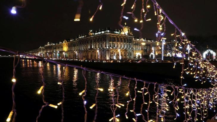 ПЪРВИ МИНУТИ НА 2018-ТА ГОДИНА НА РУСКИЯ ПОЛУОСТРОВ КАМЧАТКА