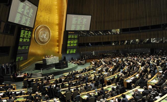 РУСИЯ БЛОКИРА РЕЗОЛЮЦИЯ НА ООН СРЕЩУ ИРАН