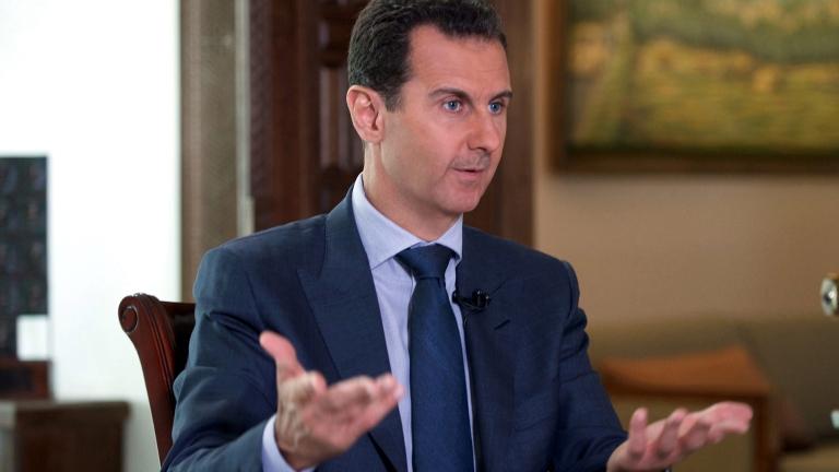 САЩ ОТКАЗВА ПОМОЩ ОТ САЩ И ЕВРОПА ЗА ВЪЗСТАНОВЯВАНЕ НА СИРИЯ