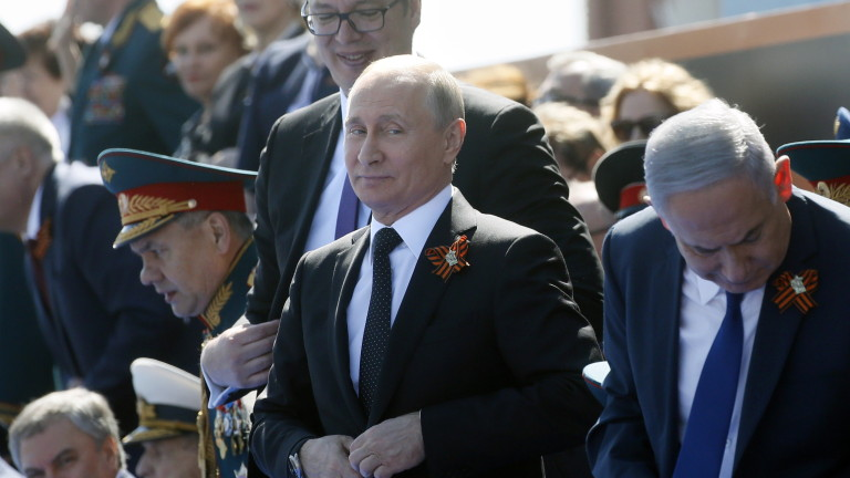 АРЕСТИ В МОСКВА ЗАРАДИ ПРОДАДЕНИ ПЛАНОВЕ НА НОВИТЕ ОРЖИЯ НА ПУТИН