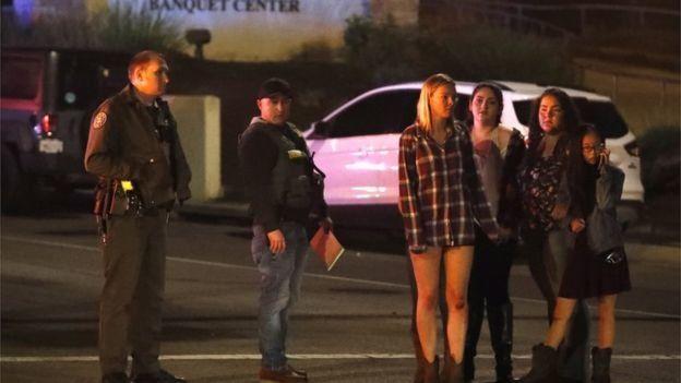 ПАК СТРЕЛБА В САЩ: 12 УБИТИ В БАР В КАЛИФОРНИЯ