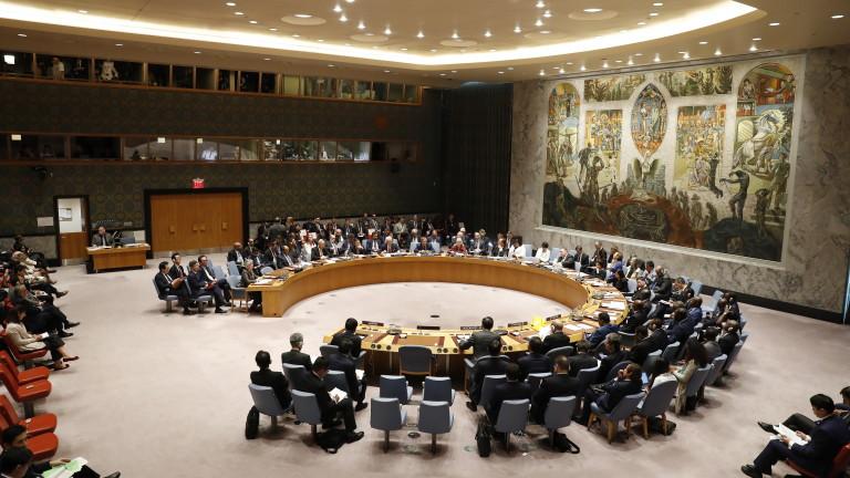УКРАЙНА ПРЕД ООН: РУСИЯ ЦЕЛИ ПЪЛЕН КОНТРОЛ ВЪРХУ АЗОВСКО МОРЕ