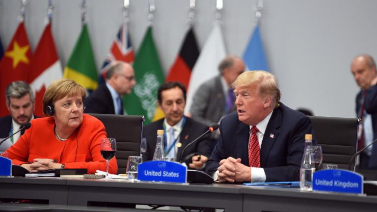 Г-20: ПРИЗИВИ ЗА РЕФОРМИ, НО БЕЗ РЕАЛЕН НАПРЕДЪК ПО ВЪПРОСА С КЛИМАТИЧНИТЕ ПРОМЕНИ