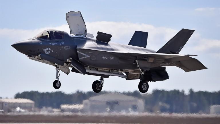САЩ ОБМИСЛЯ ДА СПРЕ ДОСТАВКАТА НА F-35 ЗА ТУРЦИЯ ЗАРАДИ РУСКИТЕ С-400